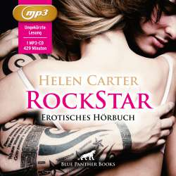 Helen Carter | RockStar | Erotik Audio Story | Erotisches Hörbuch MP3 CD