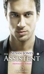 Susan Jones - Der Assistent 1 | Erotischer Roman